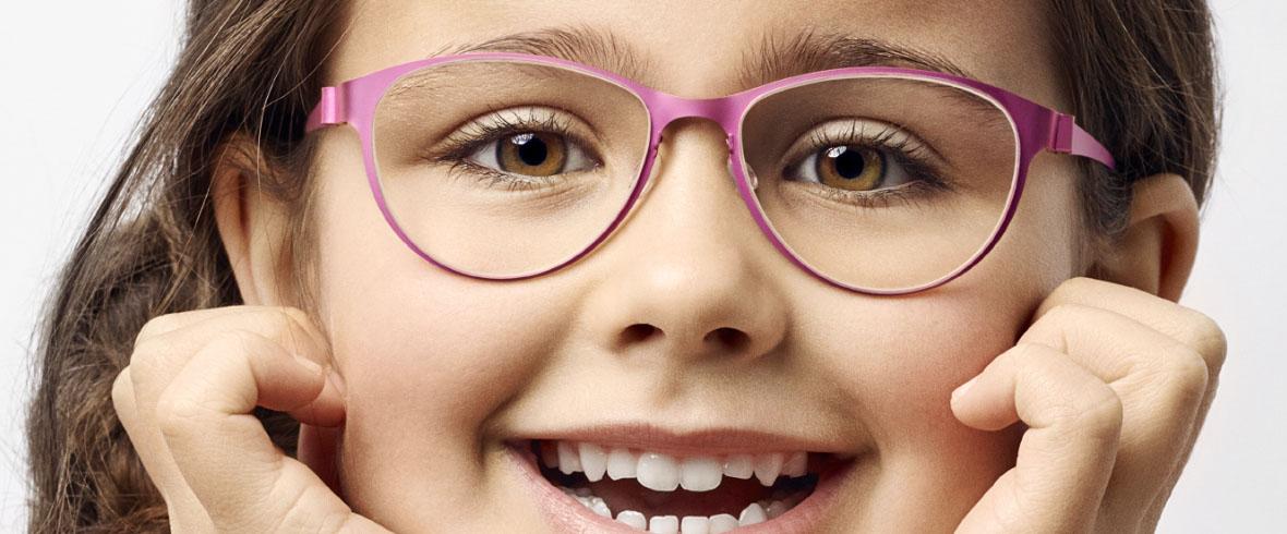 Frank's Optiek kinderbrillen